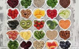 Какие продукты нужно есть при варикозе? Диета при варикозном расширении вен
