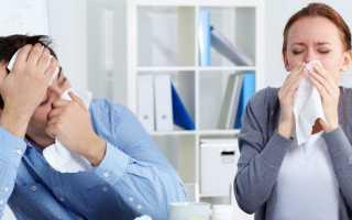 Заложенность носа без насморка: почему возникает и что делать?