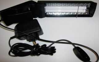 ТОП-4 лучших ламп для лечения псориаза