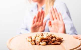 Аллергия практически на все продукты