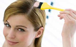 Методы борьбы с аллергией на средства для окрашивания волос