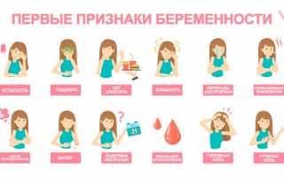 Высыпания на руках при беременности