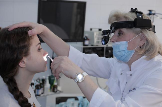 Аллергический ринит: диагностика и лечение