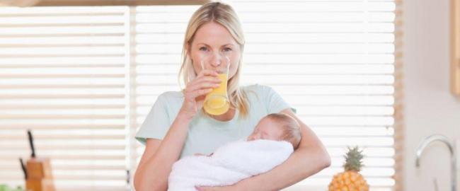 Как сохранить молоко на диете